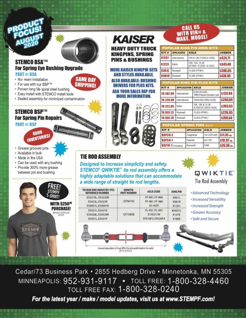 Wheel Alignment Specials_August 2020_STEMPF_Page 2