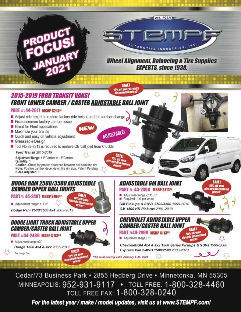 STEMPF_Wheel Alignment Specials_January 2021_Page 1